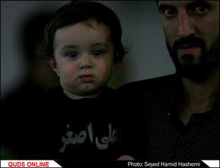 احیای شب بیست ویکم درسطح شهر مشهد/تصاویر