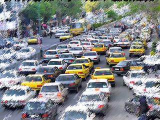 ترافیک مشهد