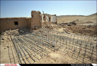 روستاهای زلزله زده بعد از 70 روز
