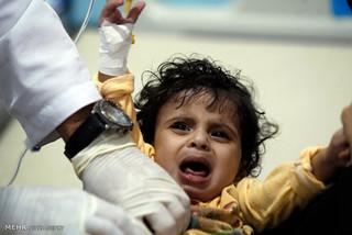 تلفات بیماری، مردم یمن