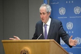«استفان دوجاریک» سخنگوی دبیرکل سازمان ملل