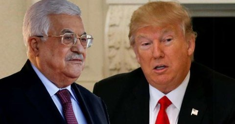 عباس - ترامب