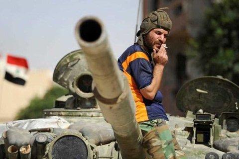 سوريا - کراپشده