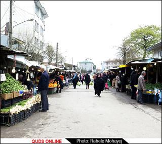 شنبه بازار انزلی/تصاویر