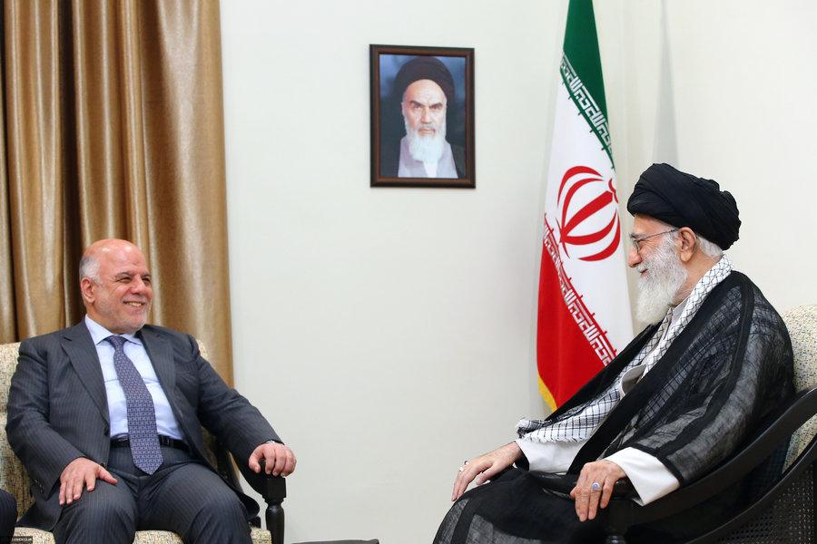 نخست وزیر عراق با رهبر معظم انقلاب اسلامی دیدار کرد/عکس خبری