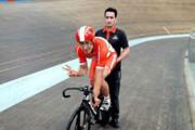 جایگاه پانزدهم محمد دانشور در رنکینگ یک کیلومتر تایم تریل انفرادی UCI