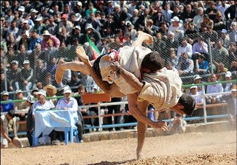 ورزشهای روستایی