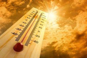 گرمای هوا، افزایش دما