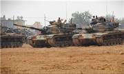 ارسال تجهیزات نظامی ترکیه برای تروریستها در شمال حلب