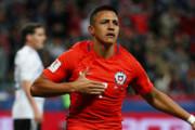 سانچس برترین گلزن تاریخ تیم ملی شیلی شد