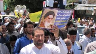 مردم استان در روز قدس
