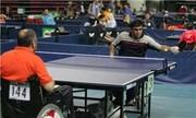 اردوی تیم ملی پینگپنگ جانبازان و معلولان از ۲۲ تیرماه آغاز می شود