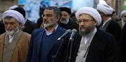 نظام قضایی جمهوری اسلامی واقعا یک نظام قضایی پیشرفته است