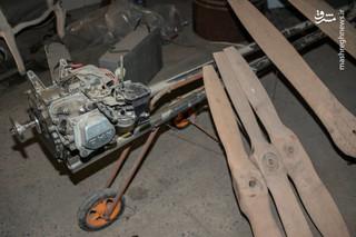 کشف کارگاه ساخت پهپاد در موصل