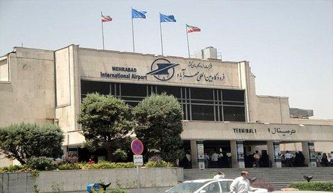 نخستین فیلم از تیراندازی در فرودگاه مهرآباد