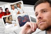 نامه احساسی آلونسو برای خداحافظی آربلوا