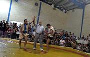 رقابت های کشتی با چوخه جام رمضان«چناران شهر» پایان یافت