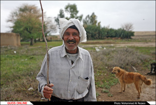 دامداری روستاییان در رامهرمز