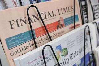 الصحف الاجنبية - کراپشده