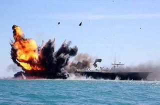 رزمایش اقتدار و امنیت پایدار نیروی دریایی
