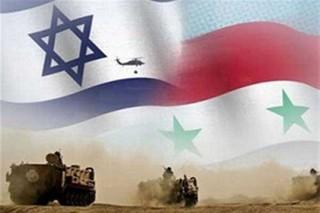 رژیم صهیونیستی وسوریه