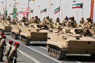 تدابیر شدید امنیتی کویت