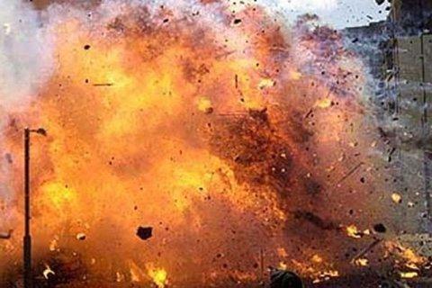 انفجار خط لوله گاز