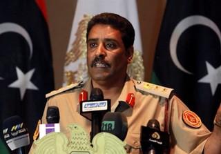 احمد المسماری سخنگوی ارتش لیبی