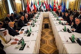 نشست صلح سوریه