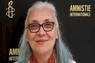 «ایدیل اسر» مدیر سازمان عفو بینالملل در ترکیه