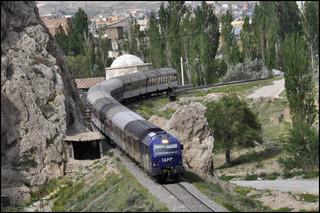راه آهن، قطار