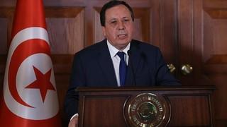 خمیس الجهیناوی، وزیر خارجه تونس