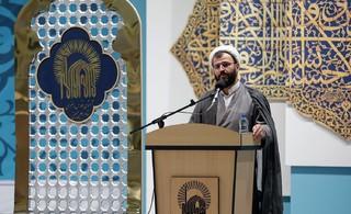 حجت الاسلام علی لقمان پور معاون هماهنگی ستاد خدمترسانی به زائران اربعین آستان قدس رضوی