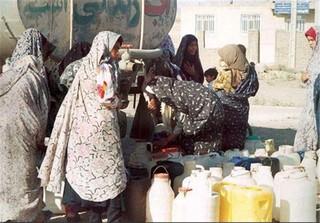 20 روستای لرستان با تانکر آبرسانی می شود