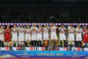 فرانسه قهرمان لیگ جهانی والیبال ۲۰۱۷ شد