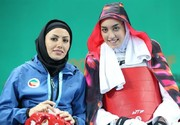 خبر خوش در مورد کیمیا علیزاده