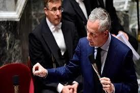 لوماری  وزیر دارایی فرانسه