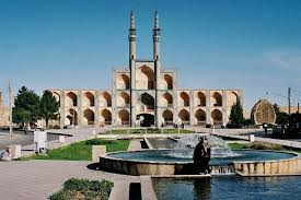 بافت کهن شهر تاریخی یزد