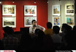 کارگاه شیرژیان در حاشیه نمایشگاه عکاسان خبری مشهد