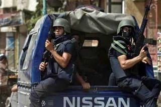 پلیس مصر