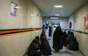 بیمارستان «رودبار کرمان» چشم انتظار نوشدارو