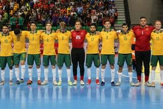 تیم ملی فوتسال استرالیا