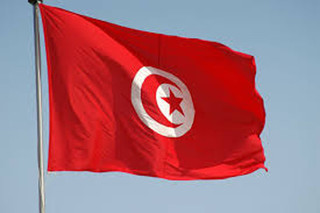 پرچم  تونس