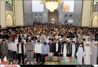راهپیمایی مدافعان عفاف و حجاب در مشهد برگزار شد. /گزارش تصویری