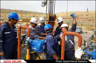 بازدیدخبرنگاران کشور ازشرکت بهره برداری نفت وگازشرق
