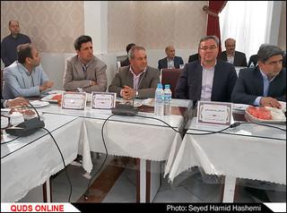 نشست مشترک روسای آموزش وپرورش خراسان رضوی باحضور وزیز