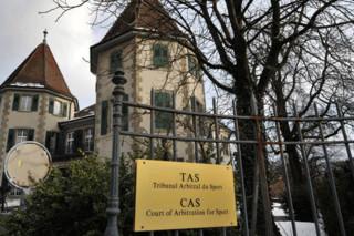 دادگاه عالی ورزش CAS