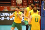 استرالیا سهمیه مسابقات جهانی را کسب کرد