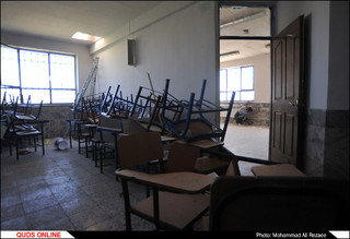 اردو های جهادی حاشیه شهر مشهد