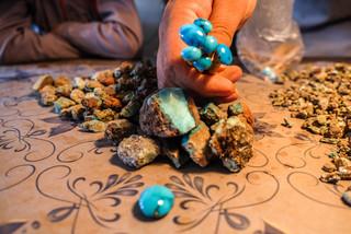 نمایشگاه سنگ های قیمتی